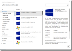 NewVM-Microsoft